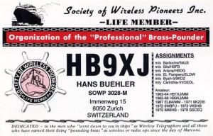 Sowp HB9XJ