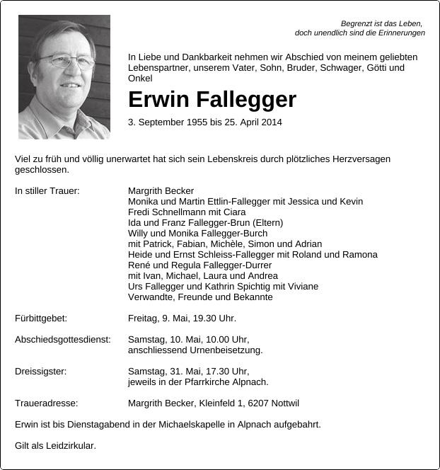 Erwin Fallegger HE9ZFV